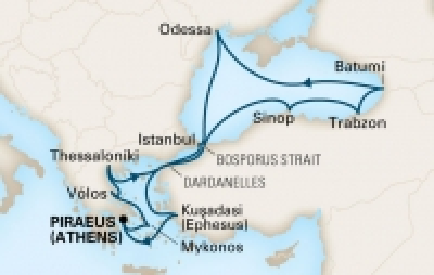 Εξερεύνηση Μαύρης Θάλασσας  (16HAL23)