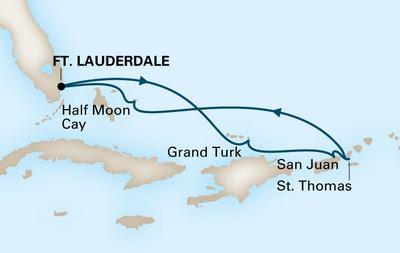 Γοητεία Καραϊβικής (16HAL64a)