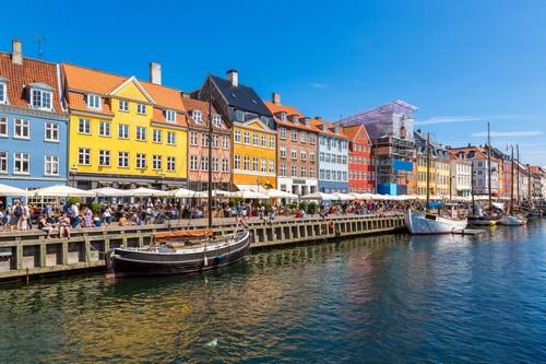 Aγ. Πετρούπολη & Βαλτική (18Cun42) (Κοπεγχάγη)