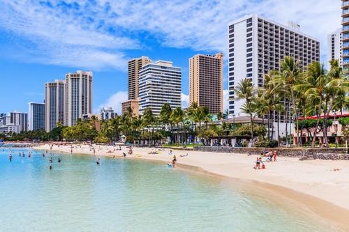 Χονολουλού - Οάχου-Χαβάη