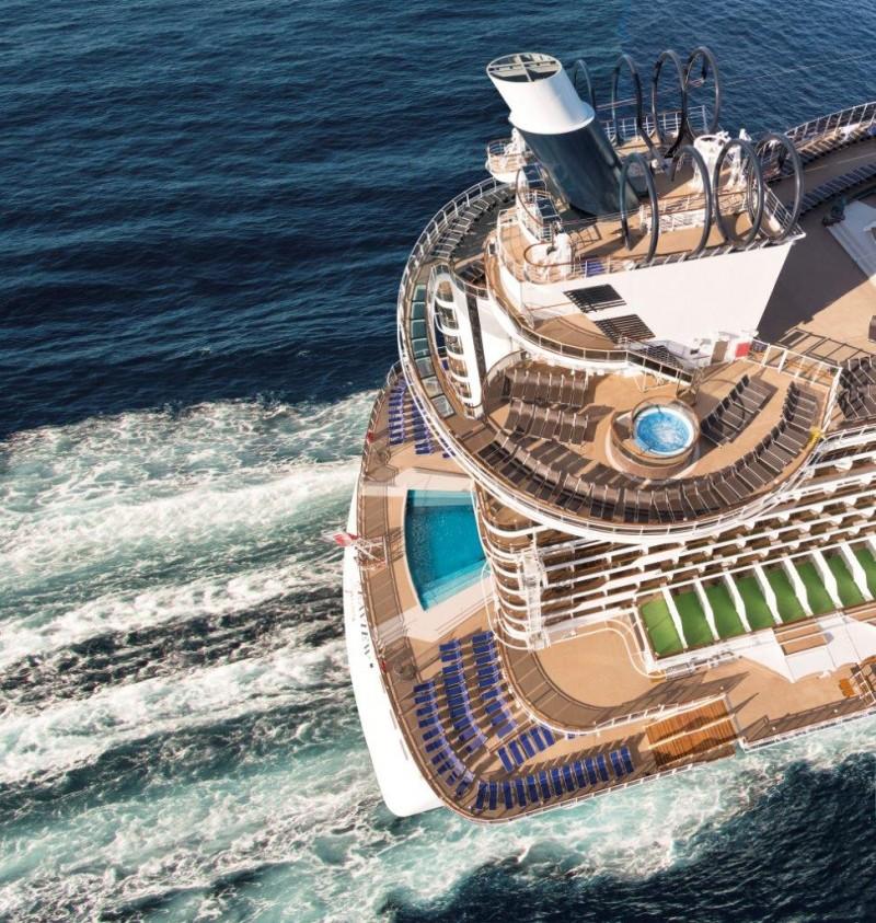 Μισή Τιμή το Δεύτερο Άτομο με την MSC Cruises