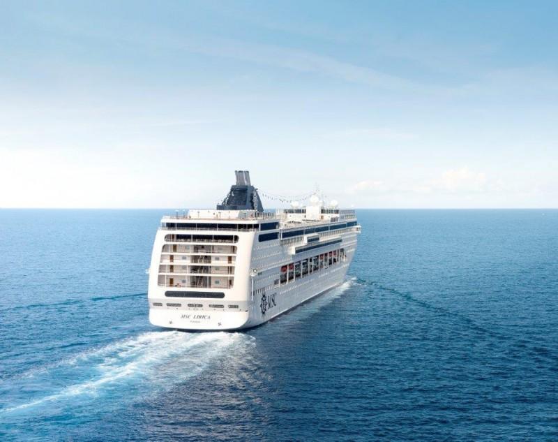 Αναχωρήσεις από το λιμάνι του Πειραιά με το MSC Lirica το 2021!