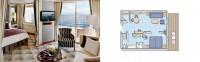Penthouse Suite με Βεράντα (PS)