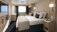 Ocean View Staterooms (Κατηγορία: CQ, C, D, E.F, OO)