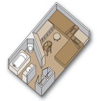 Εσωτερική Καμπίνα (Kατ. I,K,Μ,MM,NL)