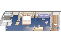 Mini Suites με Ιδιωτικό Μπαλκόνι