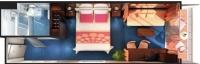 Μίνι σουίτα με ιδιωτικό μπαλκόνι
