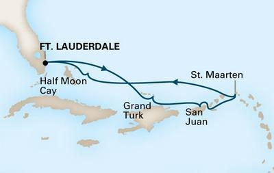 Ανατολική Καραϊβική  (18HAL12b)