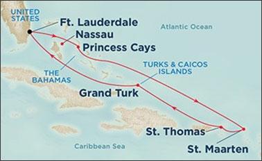 Ανατολική Καραϊβική (*Pri)