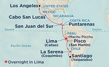 Άνδεις & Νότια Αμερική (Pri15 62b)