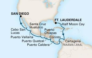 Κανάλι του Παναμά (17HAL56)