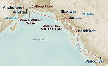 Από Βανκούβερ στην Αλάσκα (Pri9)