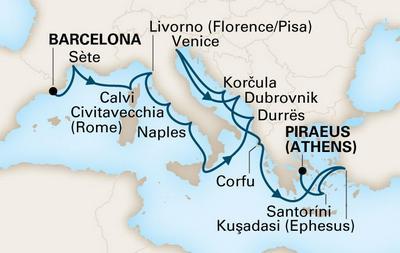 Από Βαρκελώνη στον Πειραιά (16HAL26)