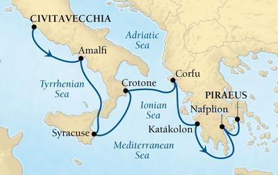 Από Ρώμη στον Πειραιά (17Sea12)