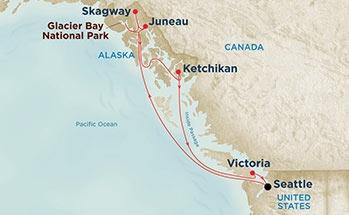 Από Σιάτλ στον Κόλπο των Παγετώνων (19Pri114)
