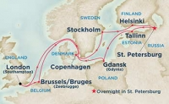 Βαλτική - 9 Χώρες σε 14 Ημέρες (17Pri44)