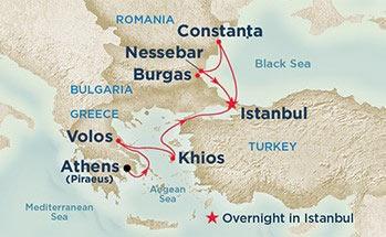 Μαύρη Θάλασσα & Kωνσταντινούπολη (Pri 41)