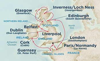 Βρετανικά Νησιά (17Pri45)