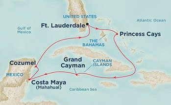 Δυτική Καραϊβική (16Pri12)