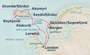 Ισλανδία & Νορβηγία (Pri 48)