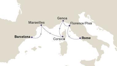Ιταλία και Ισπανία (17Cun12)