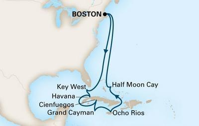 Καλοκαιρινή Κούβα (18HAL49)