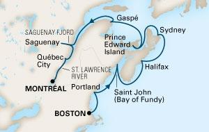 Καναδάς & Νέα Αγγλία (16HAL82)