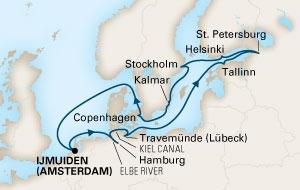 Kανάλι Κιέλου & Θησαυροί της Βαλτικής  (19HAL81a)