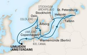 Κανάλι Κιέλου & Θησαυροί της Βαλτικής (16HAL45)