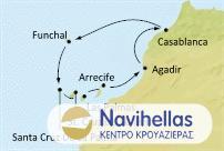 Κανάρια Νησιά & Μαρόκο (Cos33)