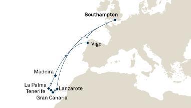 Κανάρια Νησιά (18Cun29)