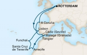 Kανάρια Νησιά, Μαδέϊρα & Ιβιρική Χερσόνησος  (16HAL48)
