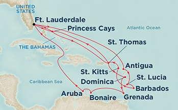 Καραϊβική Εξερεύνηση (16Pri17)