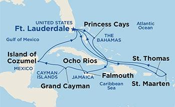Καραϊβική Εξερεύνηση (18Pri55)