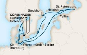 Κρουαζιέρα στη Βαλτική (16HAL33)