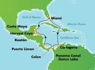 Λος Άντζελες & Κανάλι του Παναμά (NCL63)