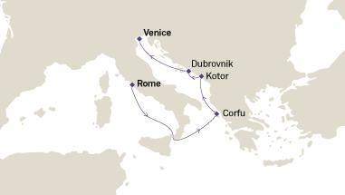 Μαργαριτάρια της Αδριατικής (18Cun8)