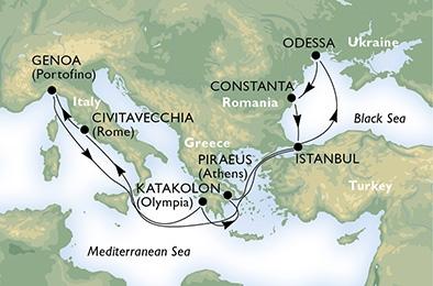 Μαύρη Θάλασσα (*16MSC19)