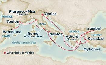 Μεγαλειώδης Μεσόγειος  (Pri 43)