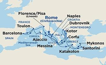 Μεγάλη Μεσογειακή Συλλογή (18Pri57)