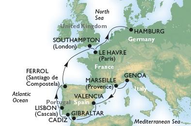 Μεσαιωνική Ευρώπη (*MSC66)