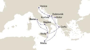 Μεσογειακές Αποκαλύψεις (18Cun17)