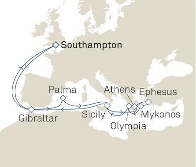 Μεσογειακή Ανακάλυψη (Cun19)