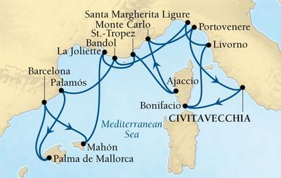Μεσογεική Ριβιέρα (17Sea9)