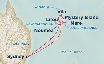Νέα Καληδονία & Βανουάτου (16Pri52)