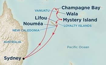 Νέα Καληδονία & Βανουάτου (Pri 33)