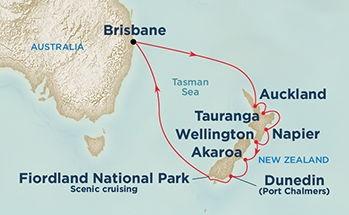 Πανοραμικές Θέες Νέας Ζηλανδίας (16Pri44)