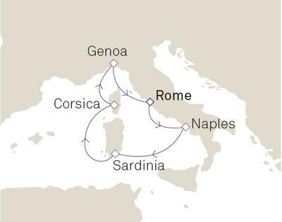 Νησιά της Μεσογείου (Cun13)