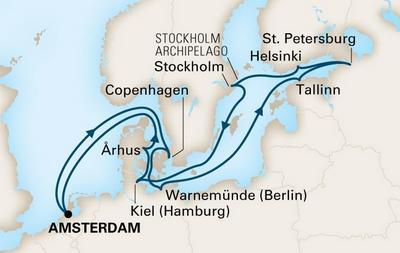 Νορβηγικά Φιόρδ - από Κοπεγχάγη (18HAL38)