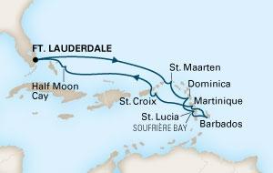 Νότια Καραϊβική (16HAL73)
